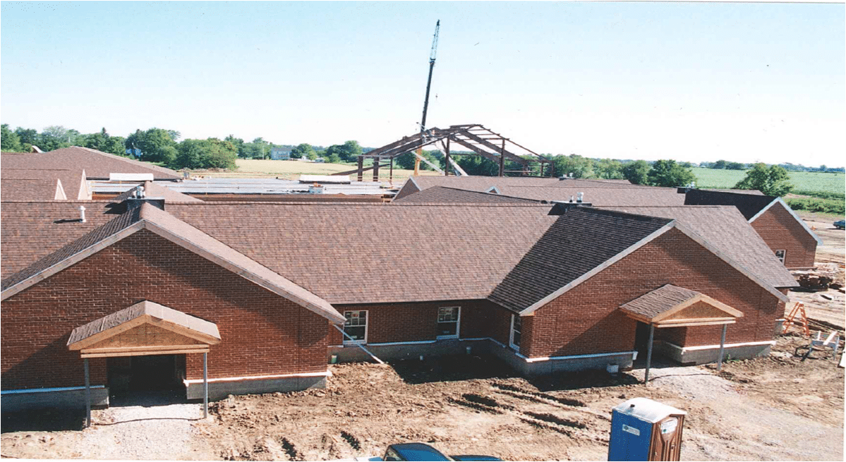 Construction of the New Facility